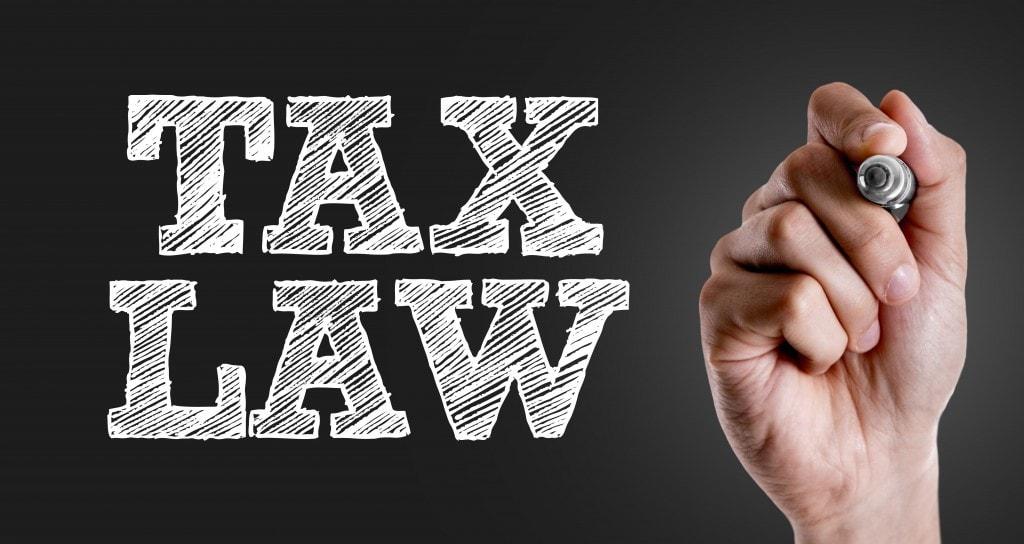 Tax Law Legal Fee Deduction